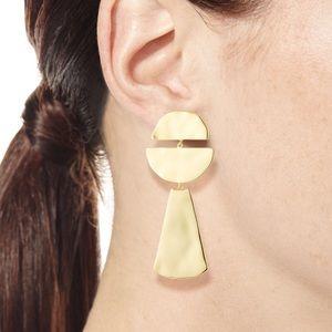 Gorjana 18k Gold Plated Luca Drop Earrings